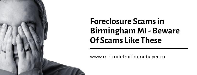 We buy properties in Birmingham MI