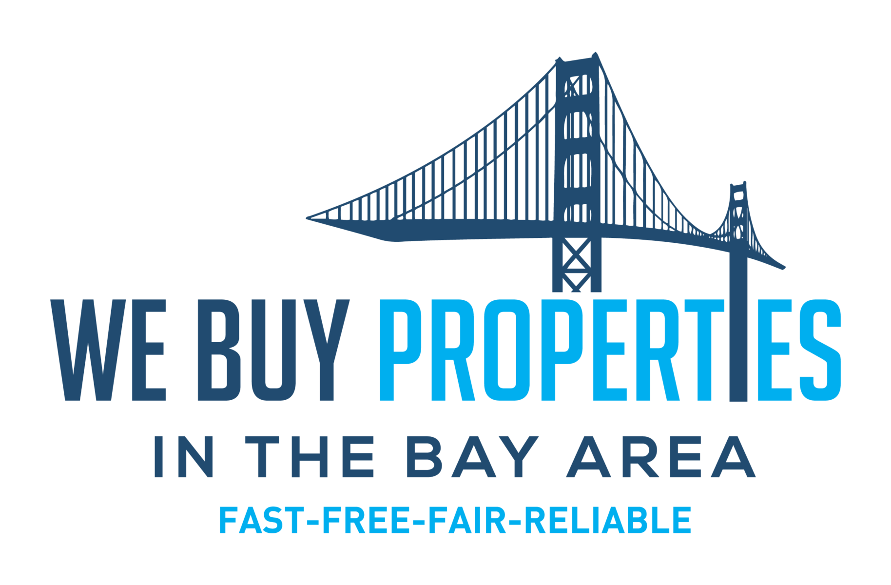 We Buy Properties in The Bay Area logo