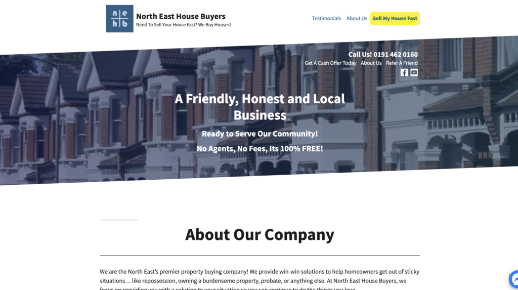 We Buy Your House