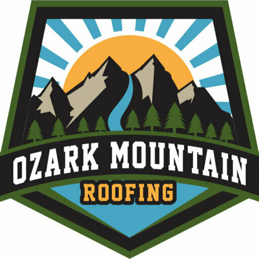 Ozark Mountain Roofing logo