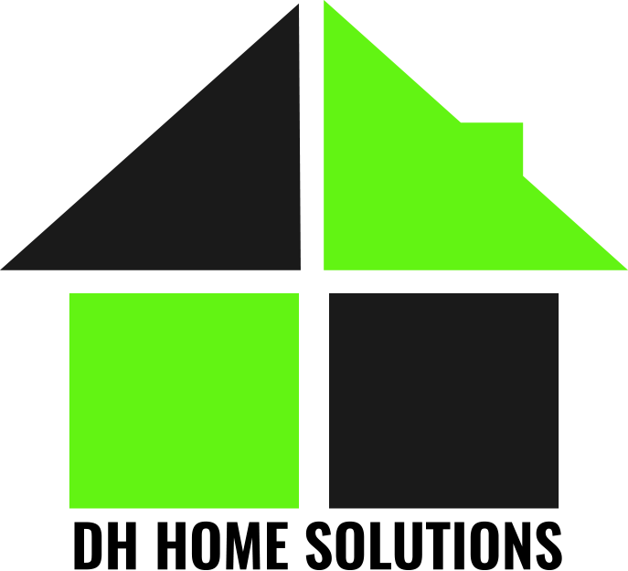 DH Home Solutions  logo