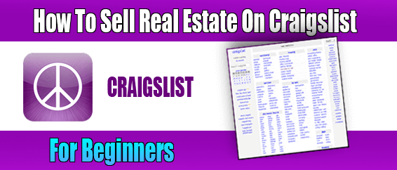 How to sell your home on craigslist san antonio