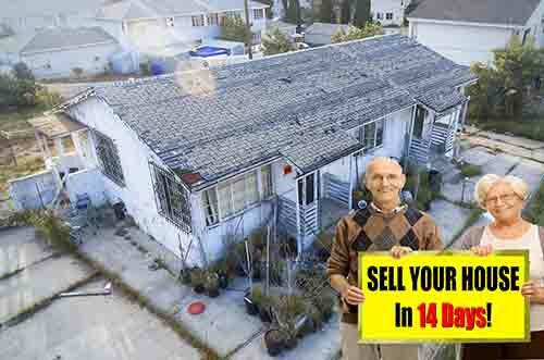 Need to sell my house ASAP? We are Cash Home Buyers and we buy houses in 14 days!