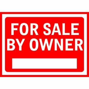 how to list your house for sale by owner
