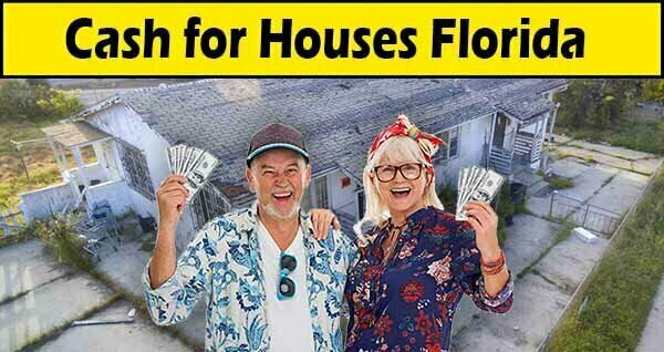 Sell My House Fast Florida Couple Holding Cash