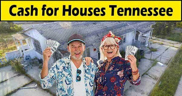 Sell My House Fast Tennessee Couple Holding Cash
