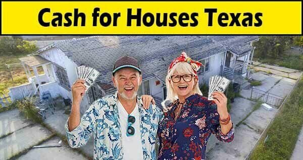 Sell My House Fast Texas Couple Holding Cash