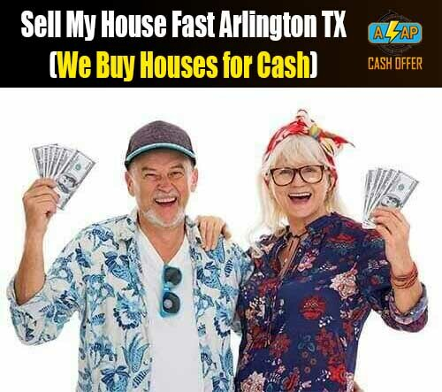 Sell My House Fast Arlington TX Cash for Homes