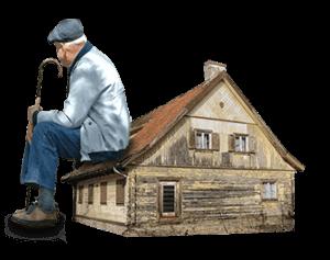 We Buy Old Houses Balch Springs