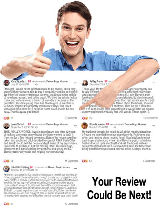 we buy homes Kendall reviews