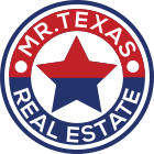 Mr. Texas Real Estate logo