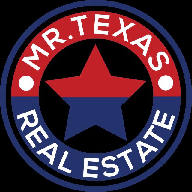 Mr. Texas Real Estate logo