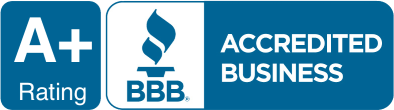 A plus accredited with the better business bureau in Massachusetts