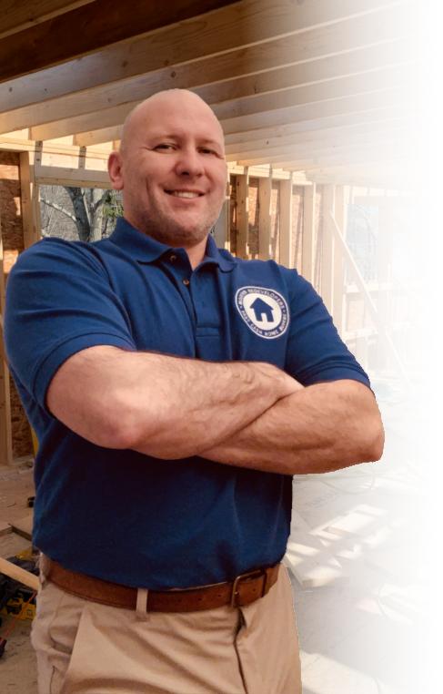 Robert Roderiques, the owner of Modern Redeveloper Home Buyers in Massachusetts.