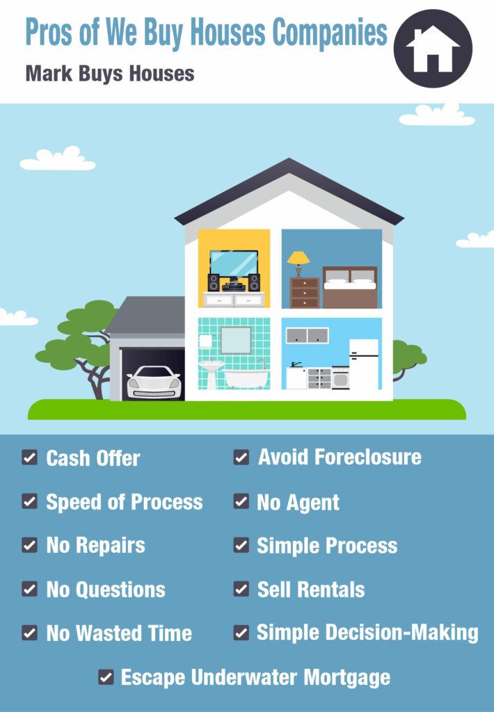 Pros of We Buy Houses Companies