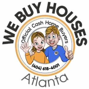 We Buy Houses Atlanta, GA Logo