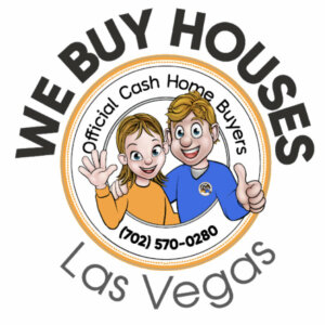 We Buy Houses Las Vegas NV Logo