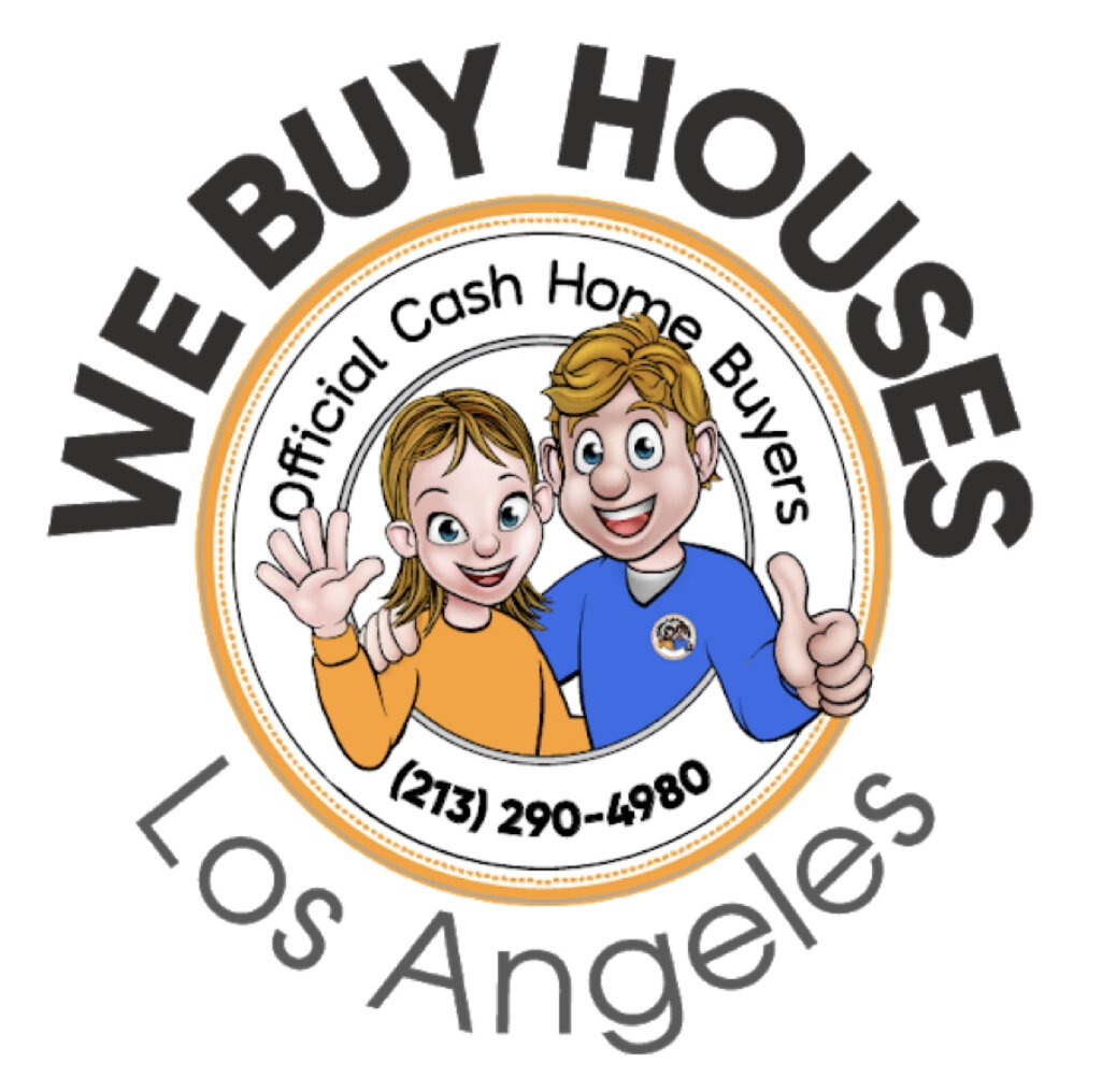We Buy Houses Los Angeles logo