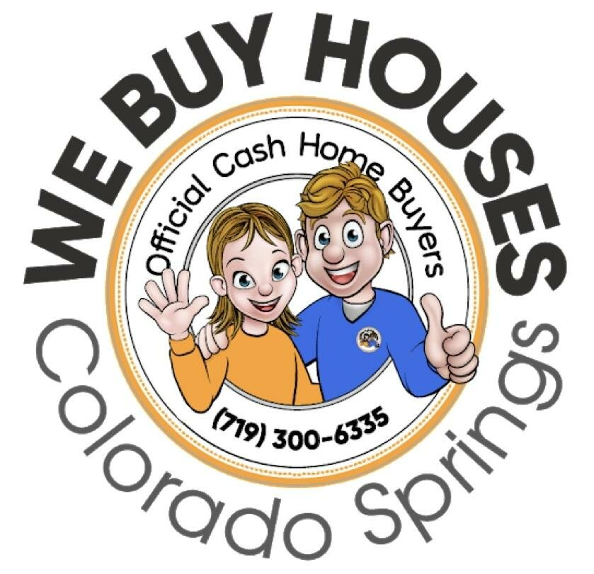 We Buy Houses Colorado Springs™  logo