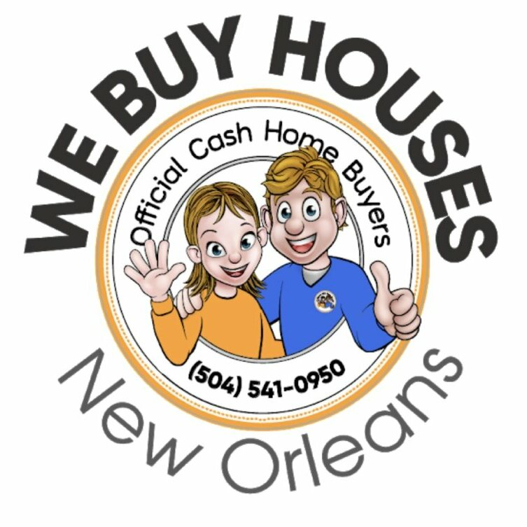 We Buy Houses New Orleans logo