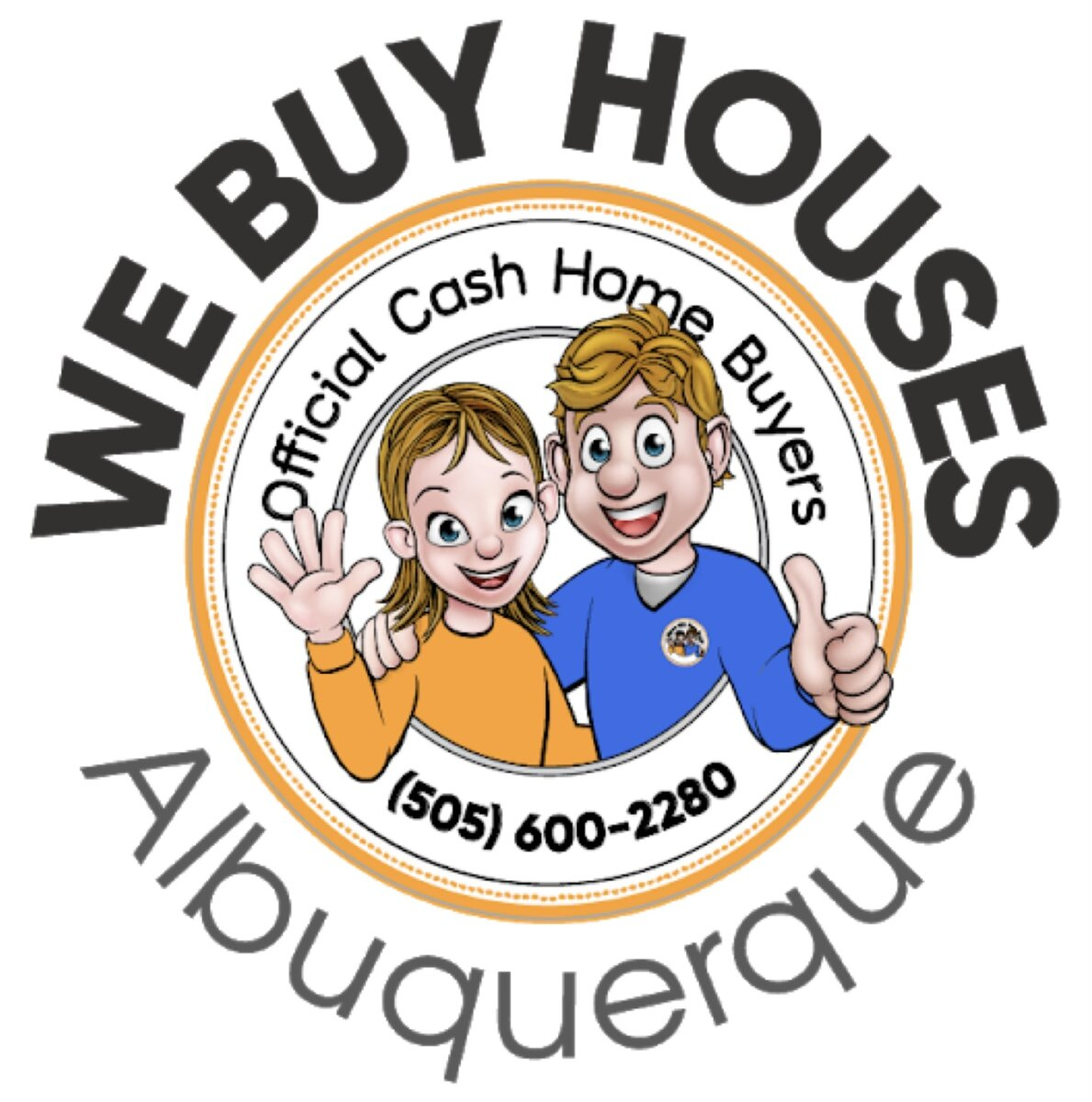 We Buy Houses Albuquerque logo