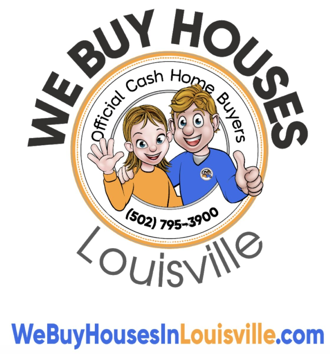 We Buy Houses Louisville logo