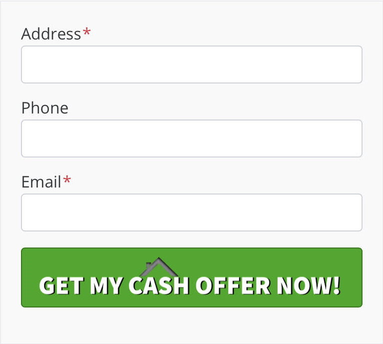 Get a cash offer for your KC house by filling out this form