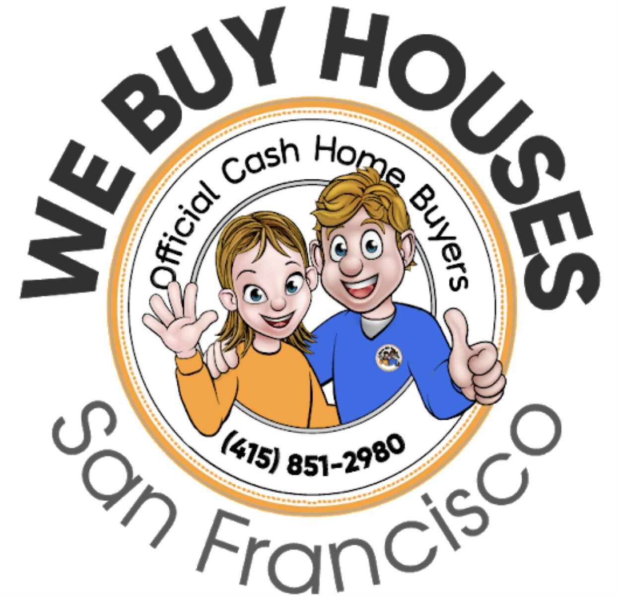 We Buy Houses San Francisco logo
