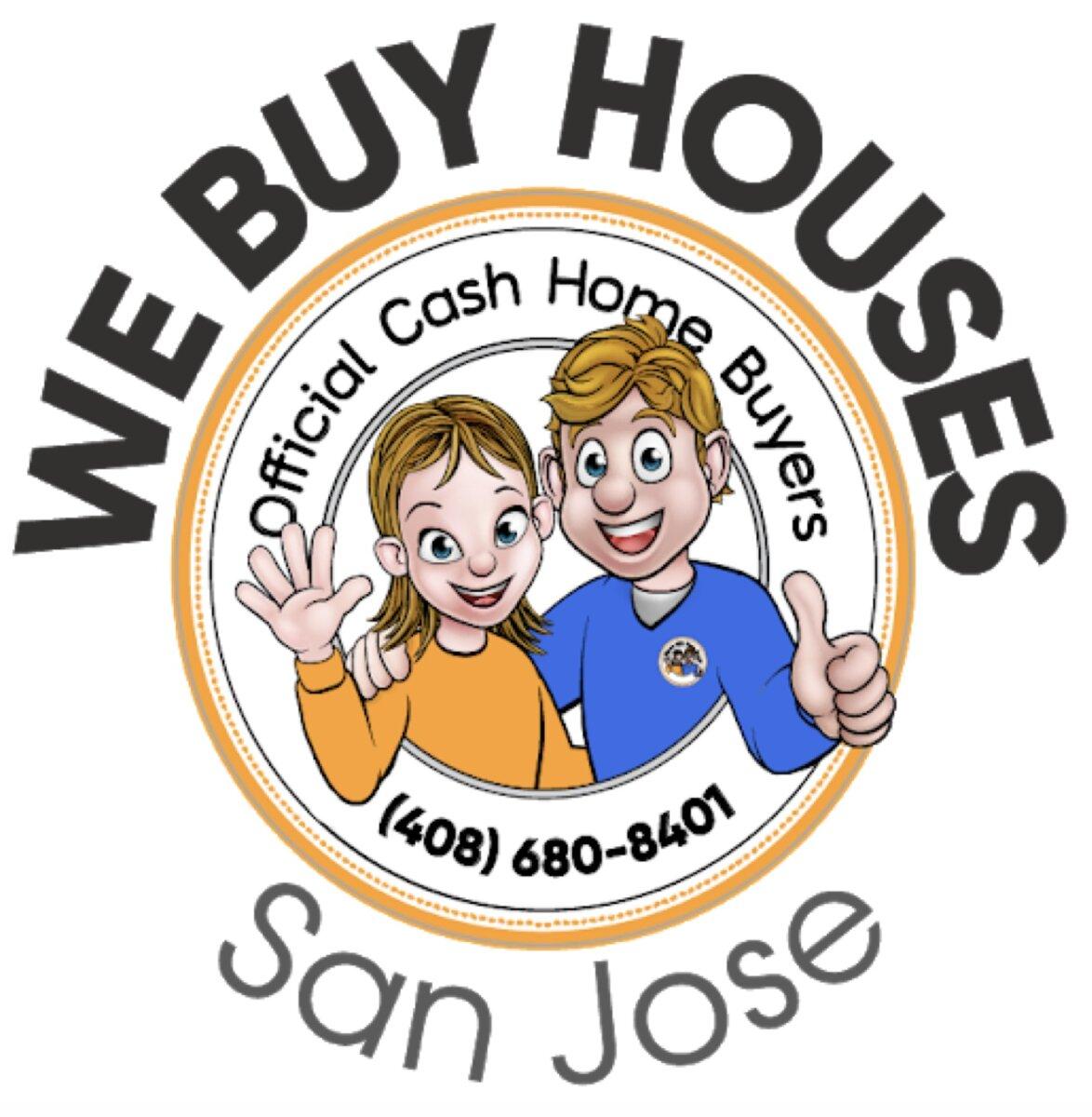 We Buy Houses San Jose, CA logo