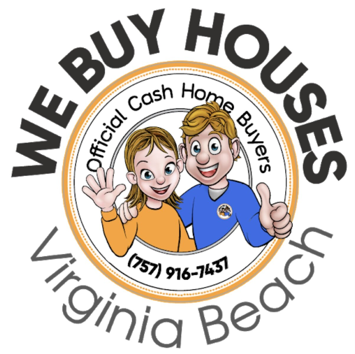 We Buy Houses Virginia Beach logo