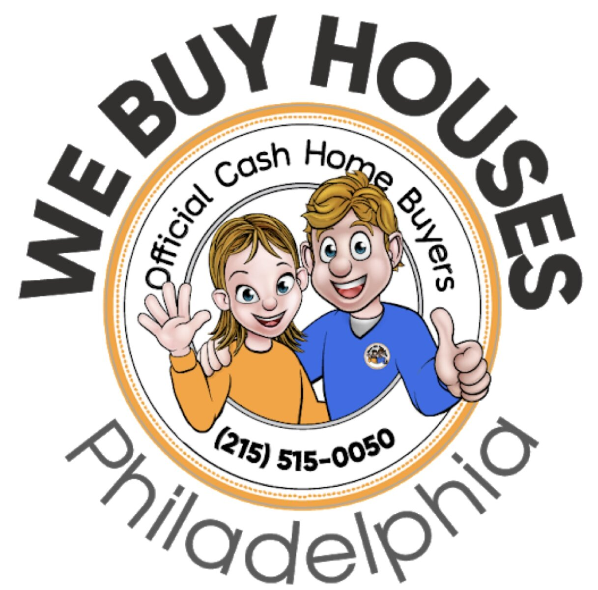 We Buy Houses Philadelphia logo