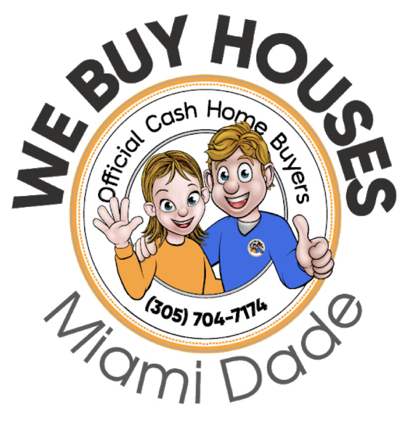 We Buy Houses Miami Florida logo