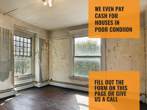 We pay cash for houses in San Diego California