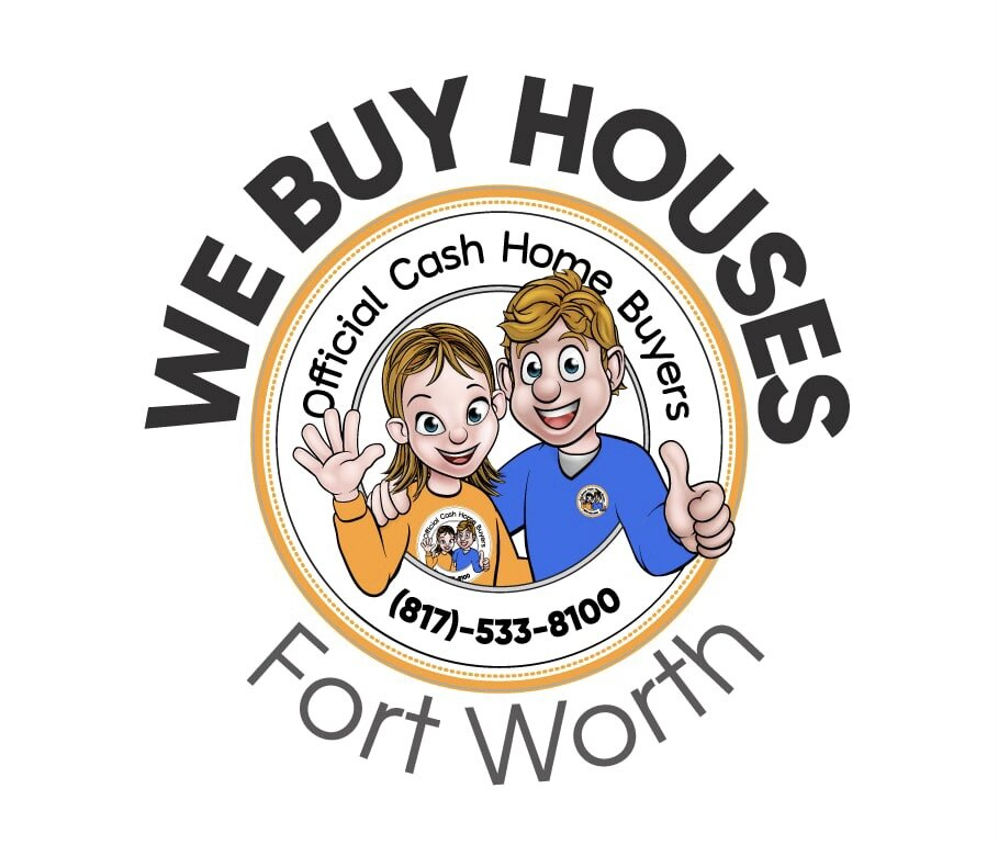 We Buy Houses Fort Worth logo