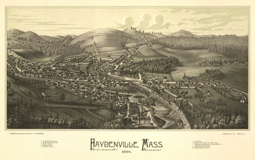Tom Buys Houses in Historic Haydenville MA 978-248-9898