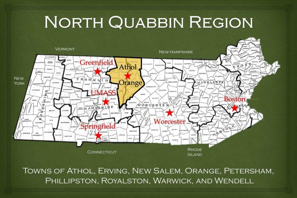 Tom Buys Houses in the North Quabbin Region of MA