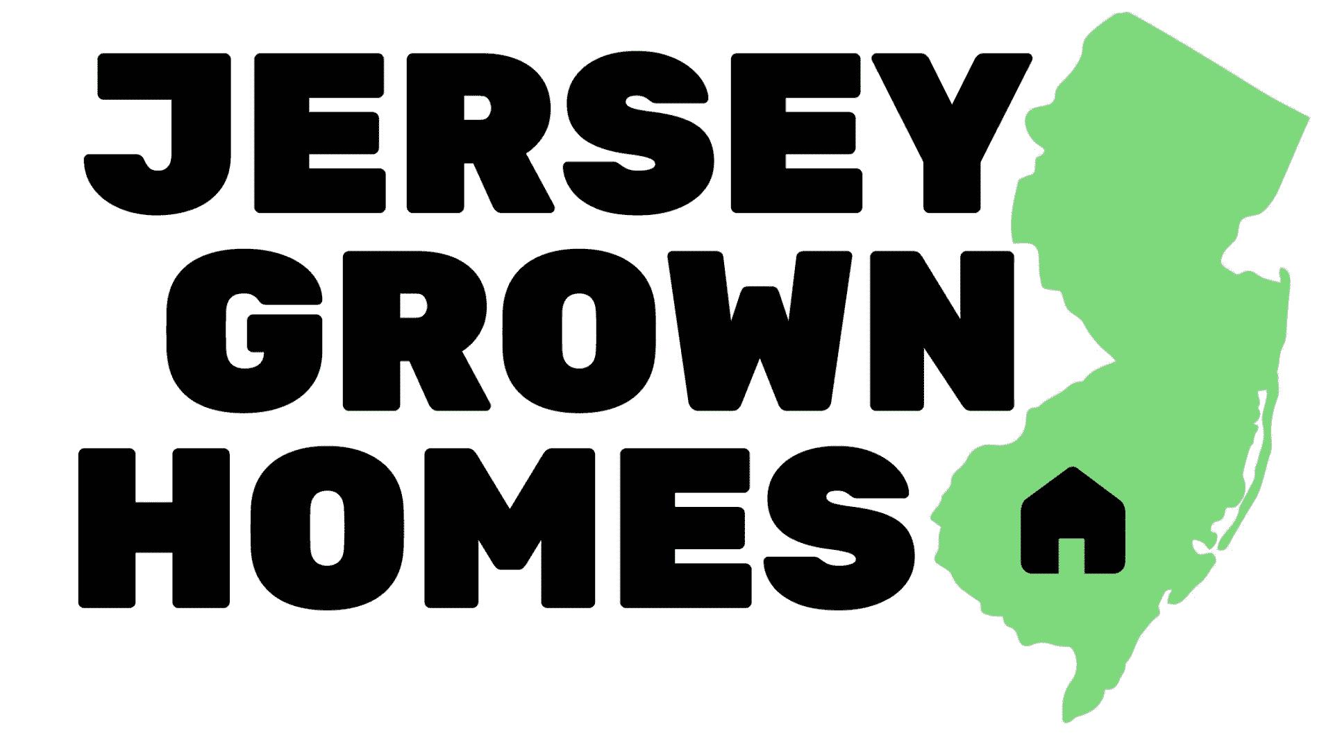 Jersey Grown Homes  logo