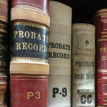 Probate Records Online Look Up