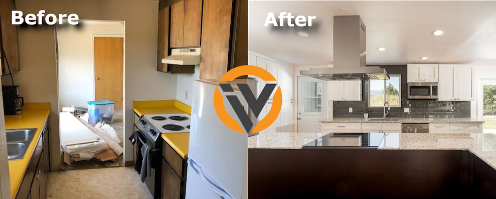 atlanta kitchen before and after