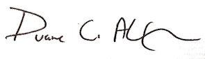 Duane Alexander Signature Transparent