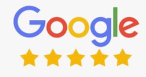 Google Logo that Links to Google Reviews
