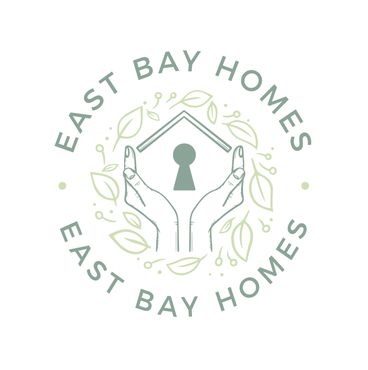 Welcome to East Bay Homes  logo