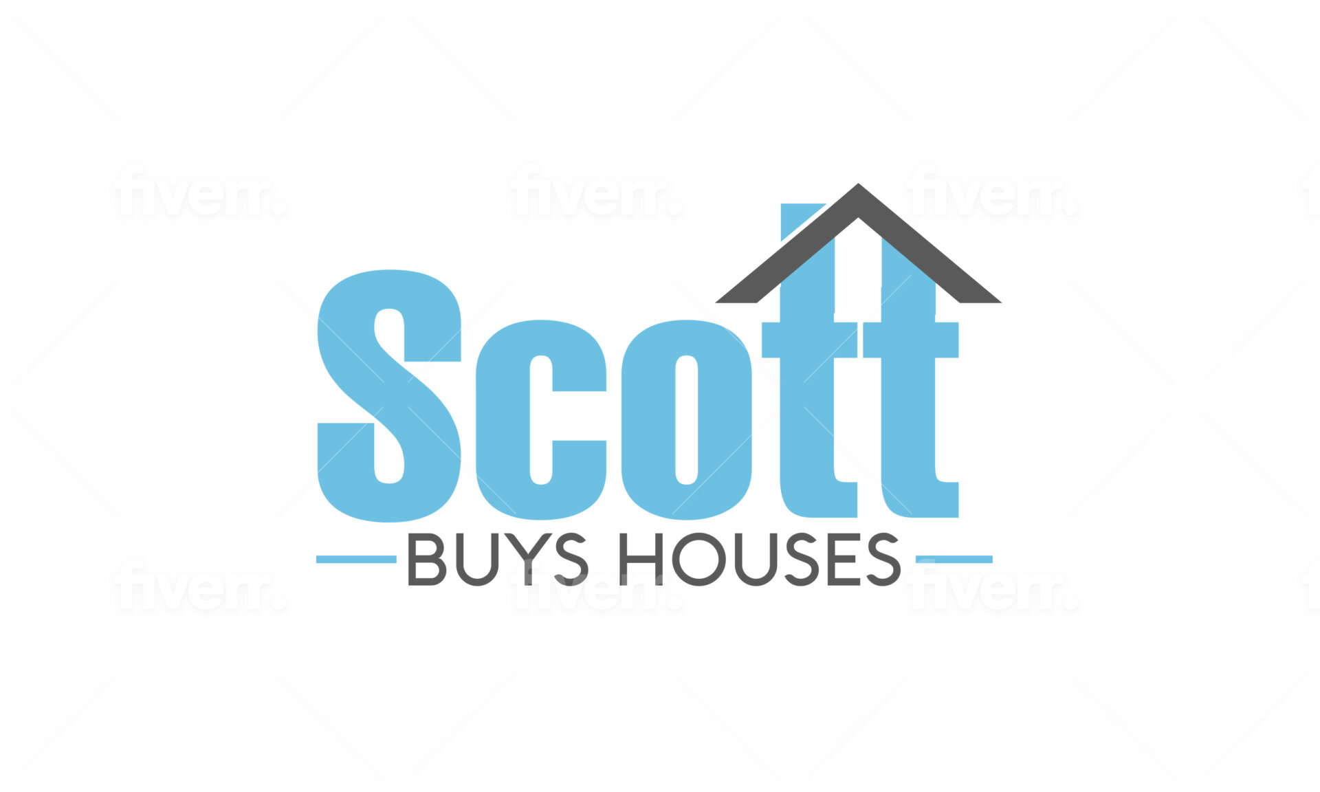 Scott Buys Houses LLC  logo