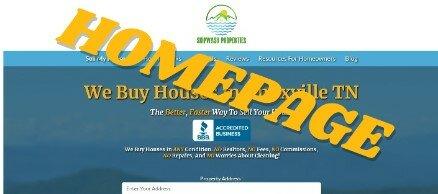 cash offer on house