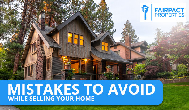 Top 5 Mistakes to Avoid While Selling Your Home in Dallas