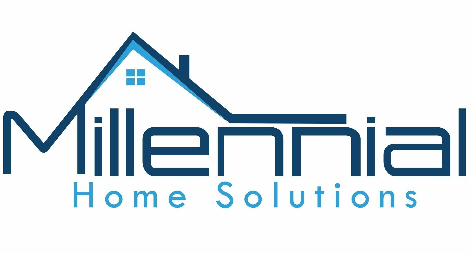 Millennial Home Solutions  logo