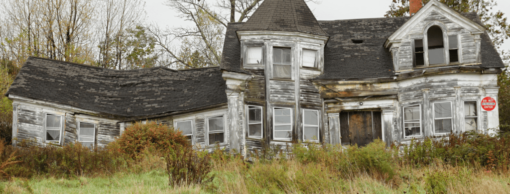 distressed property in texas