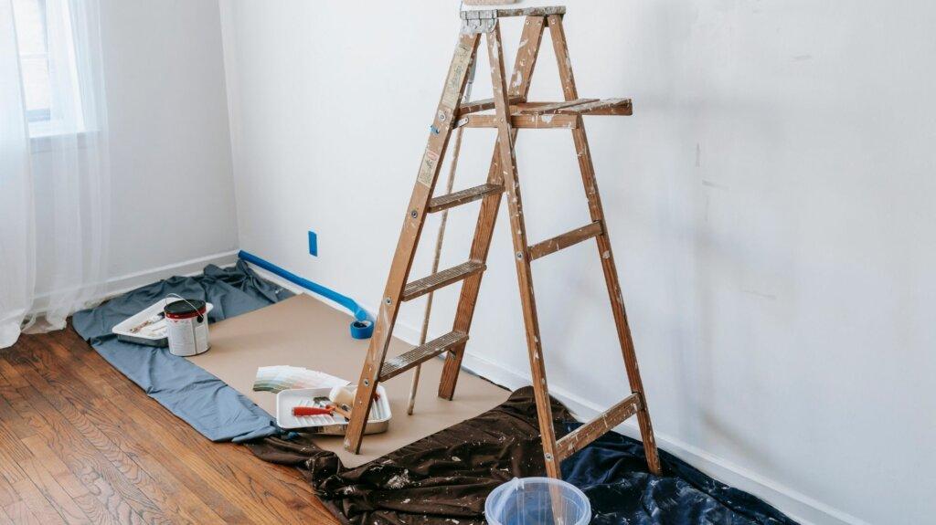 cosmetic house repairs