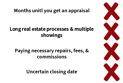 Traditional Home Sale