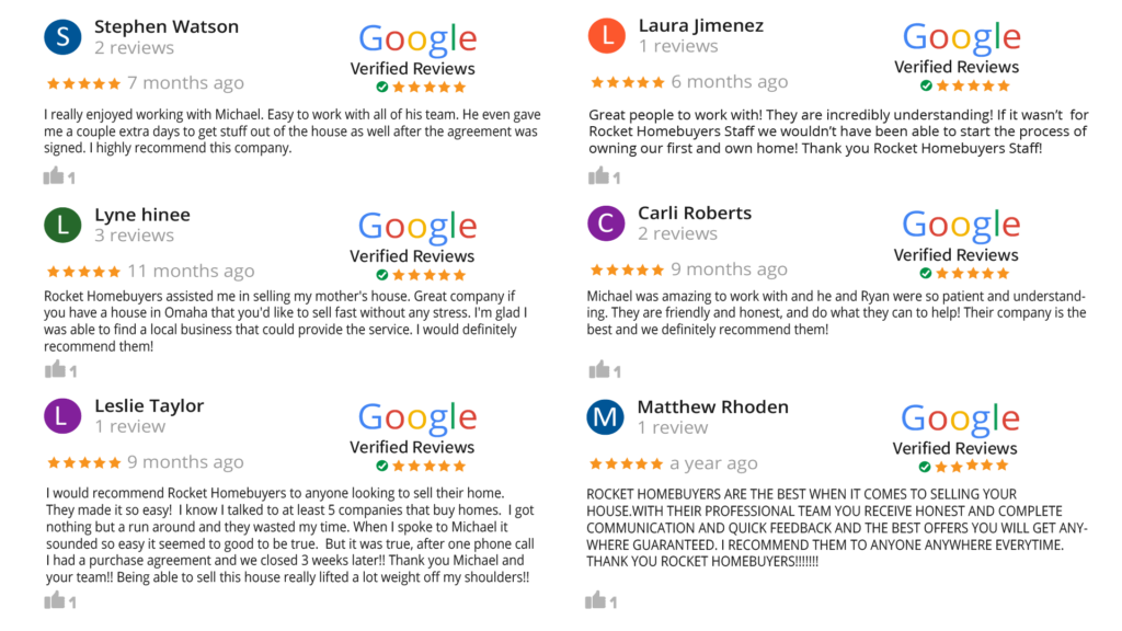 Reviews-Page